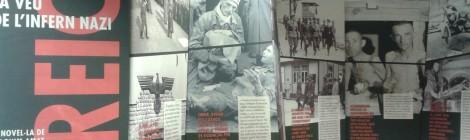 """Visita guiada a l'exposició """"K.L. Reich: la veu de l'infern nazi"""", a Castellar del Vallès"""