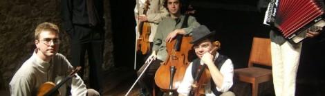 """L'espectacle """"Músiques de l'Holocaust"""", de Brossa Quartet, inaugurarà el programa del centenari, el 21 de febrer"""