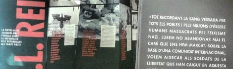 """Fins al 18 d'agost es pot visitar a Cornellà de Llobregat l'exposició """"K.L. Reich: la veu de l'infern nazi"""""""