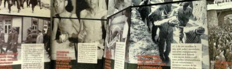 """L'exposició """"K.L. Reich: la veu de l'infern nazi"""" es pot veure des d'avui a Navàs"""