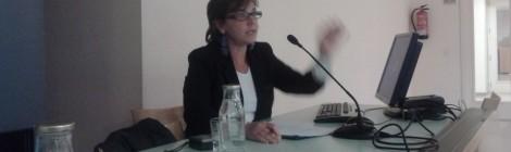 Marta Marín-Dòmine ofereix una mirada crítica de la visió sobre l'univers concentracionari