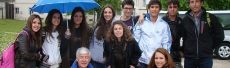 Els alumnes dels instituts Lluís de Peguera i Font i Quer compartiran demà, dijous, la seva experiència a Mauthausen i Gusen