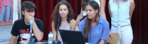 Les reflexions dels estudiants manresans sobre Mauthausen van omplir l'auditori de plaça Catalunya