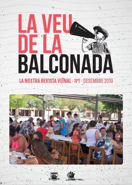 Torna la revista del barri – La Veu de la Balconada! consulta-la aquí