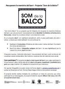 """Nova Trobada """"Som de la Balco!"""""""