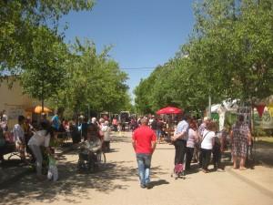 Gran èxit de participació a la Fira d'Entitats de la Balconada