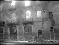 Incendi de la fàbrica de ca l'Arenys