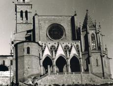 La basílica de la Seu